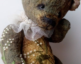 "Teddy Bear ""Lily of the valley"""