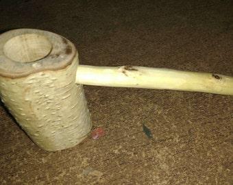 Birch Branch Pipe / Pipe en Branche de Boulot