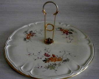 Former cheese/cakes, Revol porcelain tray