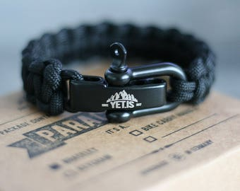 Cobra Stitch Paracord - Original Yet.is Paracord Bracelet
