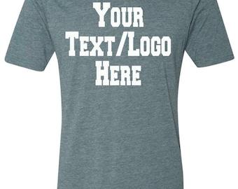 Men's Personalized Custom Shirt