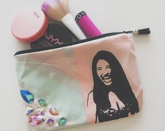 It's a Bustier - Selena Quintanilla Cosmetic Bag
