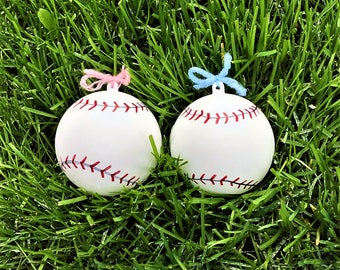 Gender Reveal Baseball Ideas, Baseball Gender Reveal Ideas, Gender Reveal Ideas, Cute Gender Reveal, Baseball Gender Reveal