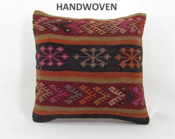 embroidered pillow antique kilim pillow pillowcases sofa furniture pillow living room decor decorative pillows 000717