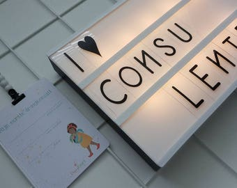 My first consult wear milestone map, wear consult, gift certificate, thank you, ultimate goodie bag