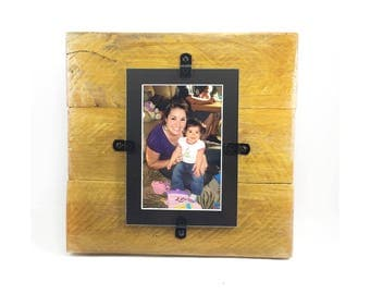 5x7 Custom Color Pallet Frame, Upcycled