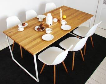 Dining table Basic TRE -  L (180x90x75cm)