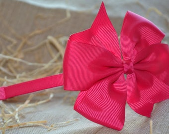 Girls headbands bow/ Hair accessories with bow/ Women headband/ Toddler headband bow headband/ Handmade headband with bow/ Headband for kids