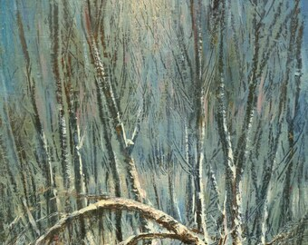 Forest. Winter