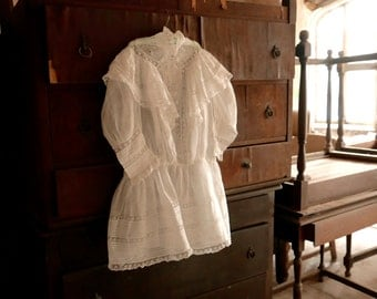 Victorian Fancy Girl's Dress 5/6