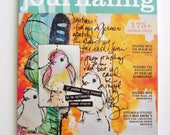 Newest issue of Art Journaling magazine by Somerset Studio-April/May/June 2017