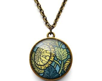 Chrysanthemum Necklace (AN06)