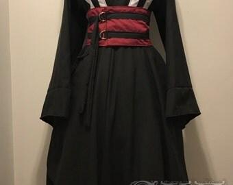 Callum Lynch Kimono Dress
