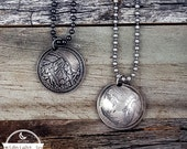 Coin Necklace National Park Quarter Domed MN1905-TNPCUST
