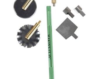 Makin's Professional Clay Cutter Kit 7pcs