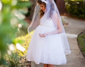 First Communion Mantilla Veil