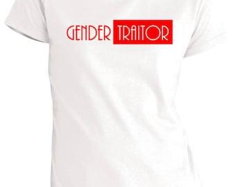 Gender Traitor | Handmaid's Tale  | LGBTQ  EqualityTee