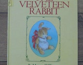 vintage 1983  THE VELVETEEN RABBIT hc children boy girl picture story book illustrated by Tien Ho