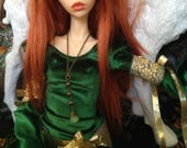Emerald Isle Dress for SD and SD+ girls