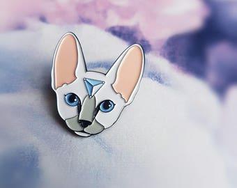 FUNDRAISER PIN - Louie - Soft enamel Pin