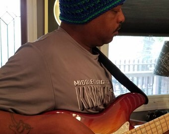 Mens Hats Collection Jaco Pastorius Inspired Beanie Number Five For Your Bass Player Boyfriend