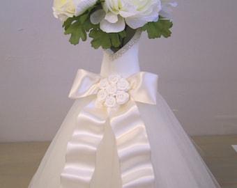 Wedding table Decor, Bridal shower decoration, bridal shower flower vase