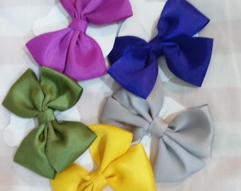 25 Girls Hair bows