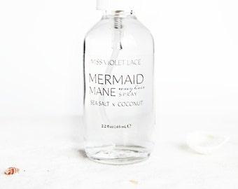 Mermaid Mane | Wavy Hair Mist | Beach Wave Hair Spray | 100% natural + vegan