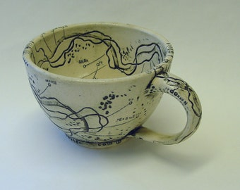 River Frontage Soup Mug v2.0
