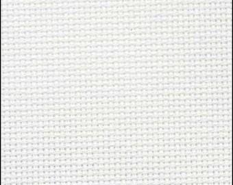 20 ct. Antique White Aida cross stitch fabric count