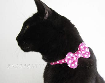 Girl Cat Bow Tie - Hello, Kitty