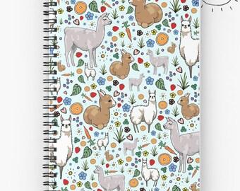 Llama Journal, Llama Notebook, Llama Gifts, For Llama Lovers, Llama, Llamas, For Llama Owners, Cute Llama Gifts, Llama Work Gift