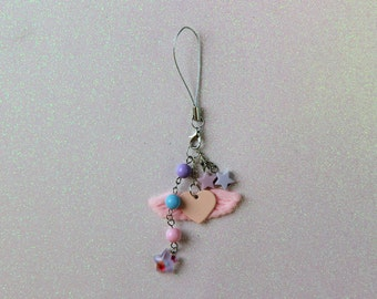 Fairy Kei Wing Key Chain