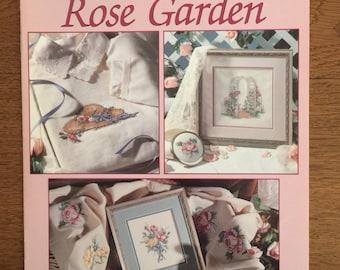 CCS Pattern - Paula Vaughan's Rose Garden Cross Stitch Patterns, Book Thirty-nine, Leaflet 2025