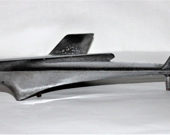 Vintage 1956 Chevrolet Bel Air Hood Ornament, Man Cave Treasures