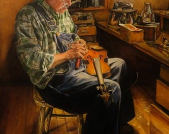 The Fiddle Maker