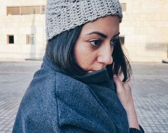 Crochet PATTERN- The Aniak Beanie-Crochet Hat Pattern - Beanie Crochet Pattern