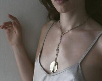 Stilo lariat necklace