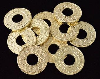 Sale! Ten Fugio Ring Blanks