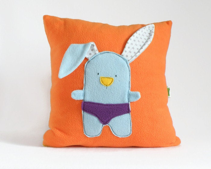 Throw Pillow For Nursery : Nursery Room Pillow Cover Nursery Fun Decorative Pillow