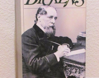 DICKENS, a Biography by Peter Ackroyd, First US Edition 1990