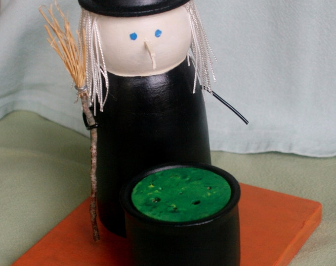 Featured listing image: Witch - German Smoker