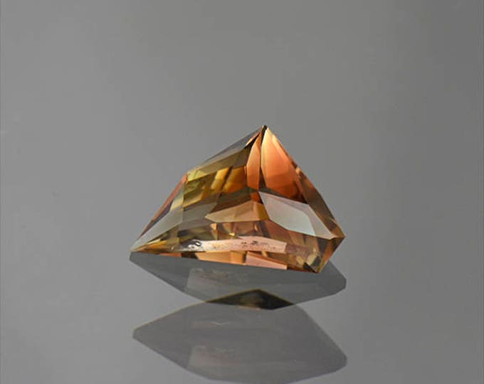 UPRISING SALE! Beautiful Custom Copper Sunstone Gem from Oregon 1.94 cts.