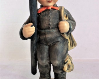 "Vintage Hummel Figurine ""Chimney Sweep"""