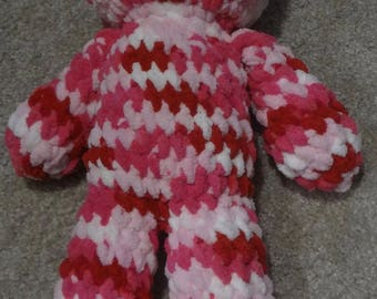 Crocheted Baby/Buddy/Reiki Infused Doll