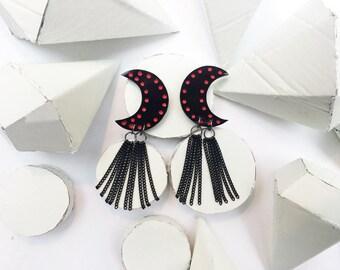 Buccaneer Moon Earrings