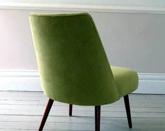 Vintage Mid-Century Italian Salotto Chair