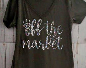 Off The Market Shirt/V-Neck/Racerback Tank