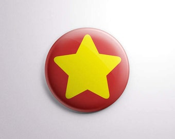 "STEVEN UNIVERSE | 1"" pinback button badge pin magnet one inch 