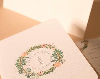 Wedding invitation Collection Fiori